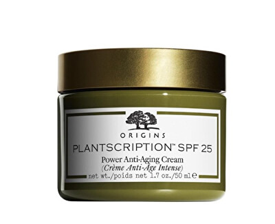 Cremă de zi anti-rid SPF25 Plantscription ™ (Power Anti-Aging Cream) 50 ml