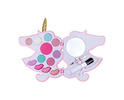 Geschenkset Einhorn Make-up-Palette