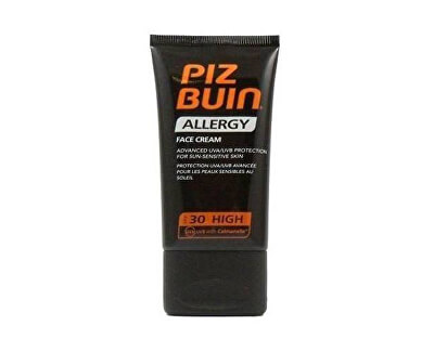 Krém na opalování na obličej SPF 30 (Allergy Face Care) 50 ml