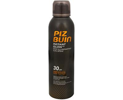 Opalovací sprej pro okamžitě zářivou pleť SPF 30 (Instant Glow Sun Spray) 150 ml