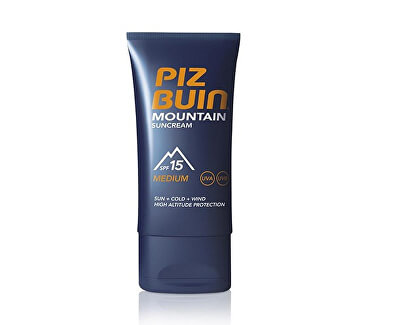 Sluneční krém s maximální ochranou SPF 15 Mountain (Sun Cream) 50 ml