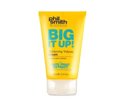 Krém pre objem jemných vlasov Big It Up! (Thickening Volume Cream) 100 ml