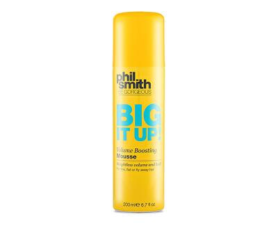 Pena pre objem jemných vlasov Big It Up! ( Volume Boosting Mousse) 200 ml