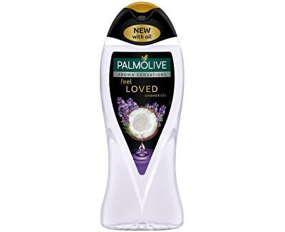 Gel de duș cu ulei de cocos Feel Loved (Shower Gel) 500 ml