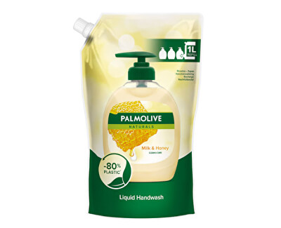 Săpun lichid Milk & Honey (Liquid Handwash) - reîncărcabil 1000 ml
