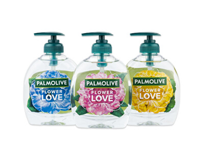 Săpun lichid cu parfum floral Flower Love 300 ml