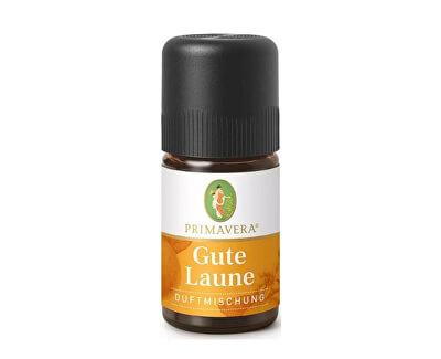 Amestec parfumat de uleiuri esențiale Good Mood 5 ml