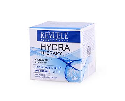 Cremă hidratantă intensă de zi Hydra Therapy SPF 15 (Intense Moisture Day Cream) 50 ml