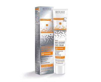 Noční pleťový krém Vitanorm C+Energy (Night Anti-Oxidant Face Cream) 50 ml