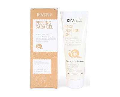 Peeling gel cu extract de melc (Face Peeling Gel) 80 ml