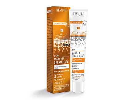 Podkladová báze pod make-up Vitanorm C+Energy (Light Make-Up Cream Base) 50 ml