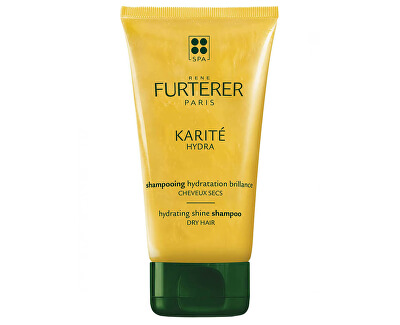Hydratační šampon pro suché vlasy Karité Hydra (Hydrating Shine Shampoo) 150 ml