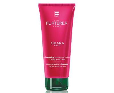 Pflegendes Shampoo für gefärbtes HaarOkara (Color Protection Shampoo)