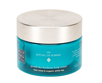 Tělový krém The Ritual Of Karma (Shimmering Body Cream) 220 ml