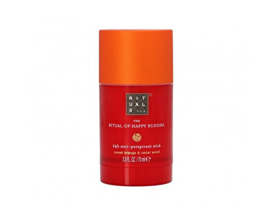 Festes Antitranspirant The Ritual Of Happy Budha (24H Anti-perspirant Stick) 75 ml