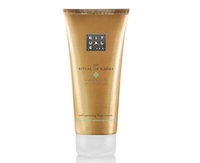 Cremă de auto-bronzare Face The Ritual Of Karma(Self Tann ing Face Cream) 75 ml
