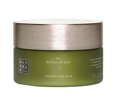 Tělový peeling The Ritual Of Dao (Mindful Body Scrub) 200 ml