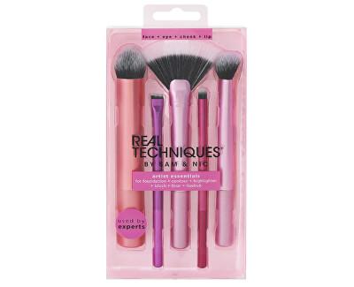 Un set de pensule cosmetice Artist Essentials