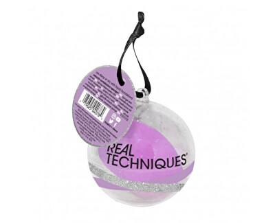Kosmetická houbička na make-up v dárkovém balení MCS Ornament