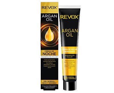 Noční krém s arganovým olejem (Argan Oil Night Cream) 50 ml
