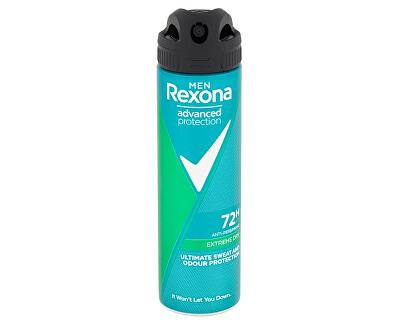 Antiperspirant Men Advanced Protection Extreme Dry (72H Anti-Perspirant) 150 ml