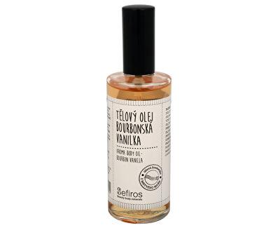 Tělový olej Bourbonská vanilka (Aroma Body Oil) 100 ml