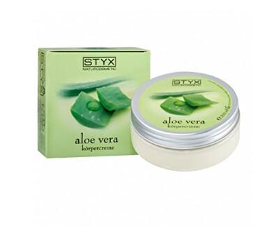 Tělový krém Aloe Vera