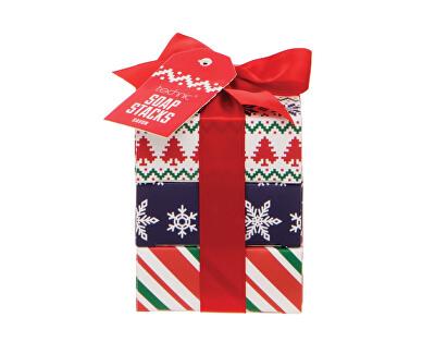 Set cadou de săpun solid Soap Stack