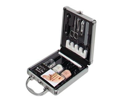 Dárková manikúrní sada v kufříku French Manicure Beauty Case