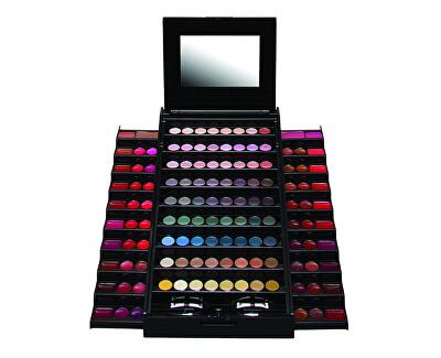 Dárková pyramida dekorativní kosmetiky Colour Pyramid