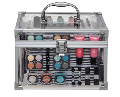 Servietă cosmetică pentru produse de cosmetică decorativă TechnicesențialCosmetics Larg