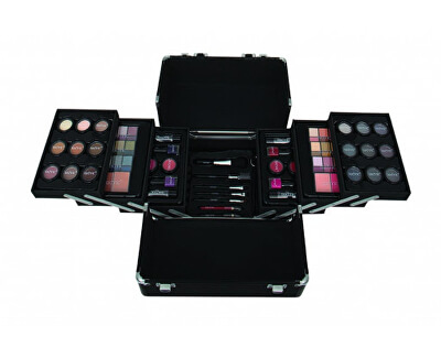 Set de produse cosmetice decorative într-o servietă Professional Beauty Case