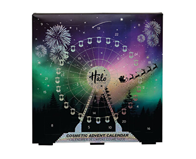 Technic Calendar advent de cosmetice decorative Halo
