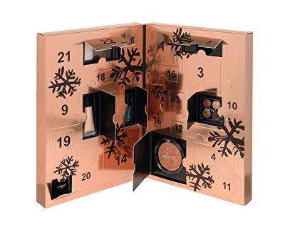 Technic Adventní kalendář dekorativní kosmetiky