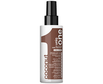 Kokos ová vlasová kúra 10 v 1 Uniq One (All In One Hair Treatment Coconut ) 150 ml
