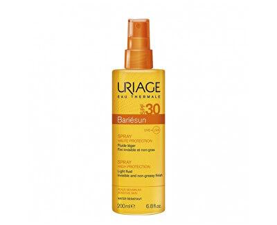 Sprej na opalování SPF 30 Bariésun Face & Body (Spray High Protection) 200 ml