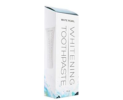 Bělicí zubní pasta White Pearl (Whitening Toothpaste) 75 ml