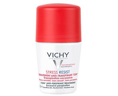 Antiperspirant roll-on proti nadměrnému pocení (Stress Resist 72H) 50 ml