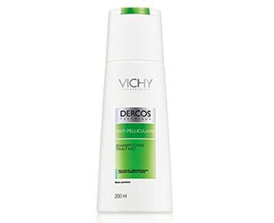 Šampon proti lupům pro normální až mastné vlasy Dercos - SLEVA - poškozená krabička