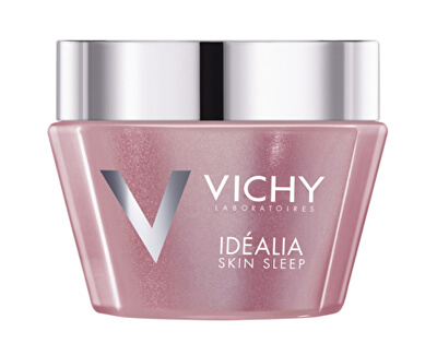 Regenerační noční lehký balzám Idealia (Skin Sleep) 50 ml