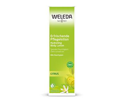 Citrusové hydratační tělové mléko 200 ml