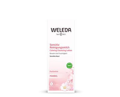Mandlové čisticí mléko pro citlivou pleť 75 ml