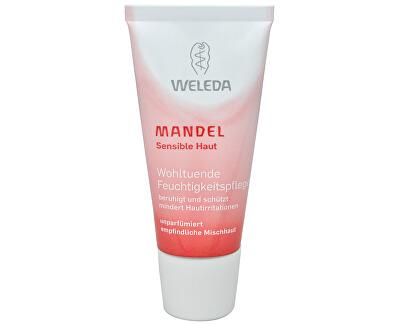 Mandlový hydratační krém pro citlivou pleť 30 ml