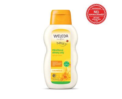 Měsíčkový dětský olej 200 ml