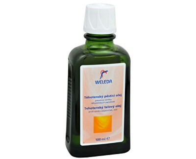 Těhotenský pěsticí olej 100 ml