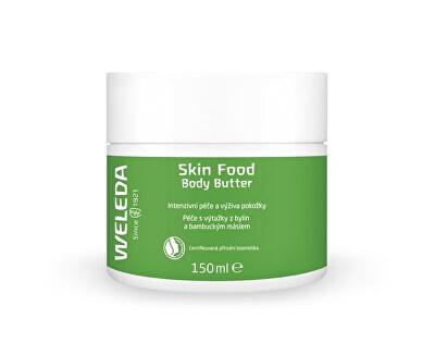 Tělové mléko s bambuckým máslem (Skin Food Body Butter) 150 ml