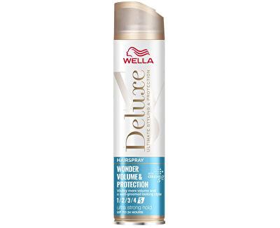 Lak na vlasy Deluxe Wonder Volume & Protection (Hairspray) 250 ml