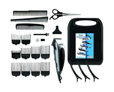 Kabelový 22-dílný zastřihovač vlasů (Wahl Homepro WHL-9243-2216)