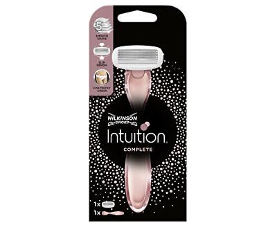 Holiaci strojček pre ženy Wilkinson Intuition Complete