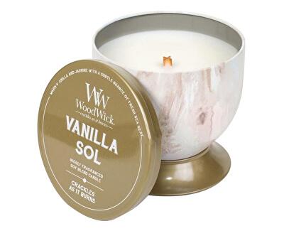 Svíčka plechová dóza Vanilla Sol 240,9 g